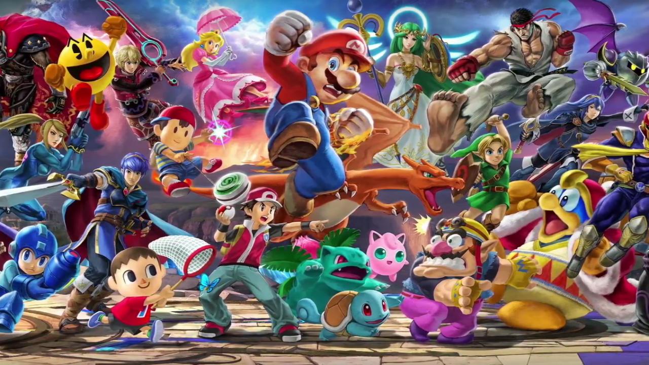 Super Smash Bros. Ultimate, también es portátil