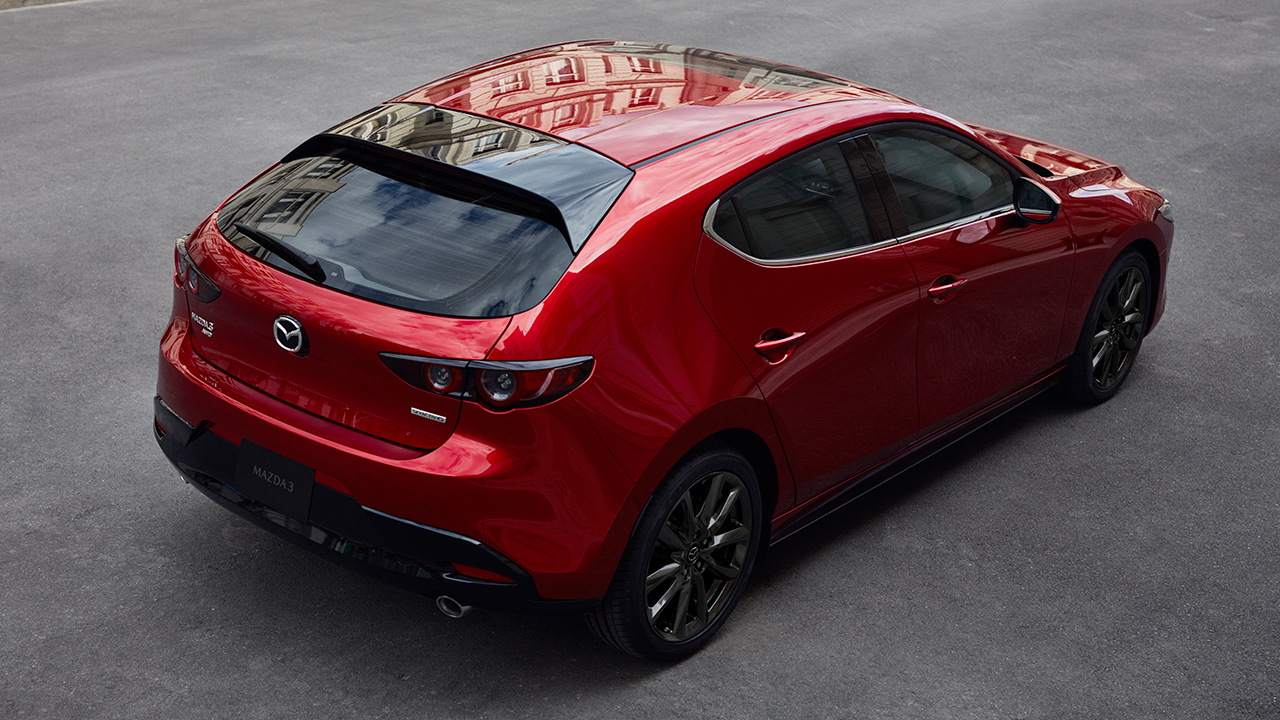 Nuevo Mazda3: sobresalir en el mundo real de manera natural