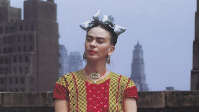 Video De Pinturas De Frida Kahlo Para Ninos