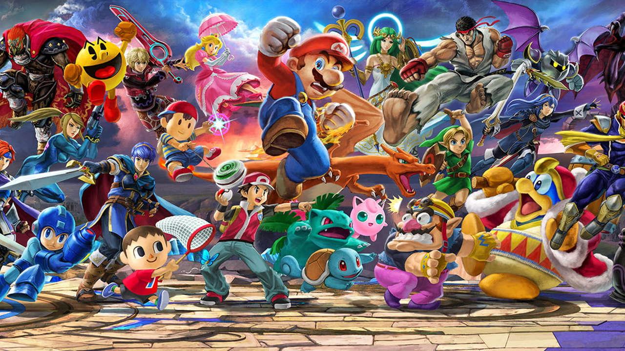 Este mexicano es el campeón mundial de Smash Bros Ultimate