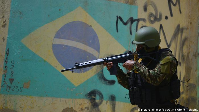 ¿Funciona el control militar en Río de Janeiro contra la violencia?