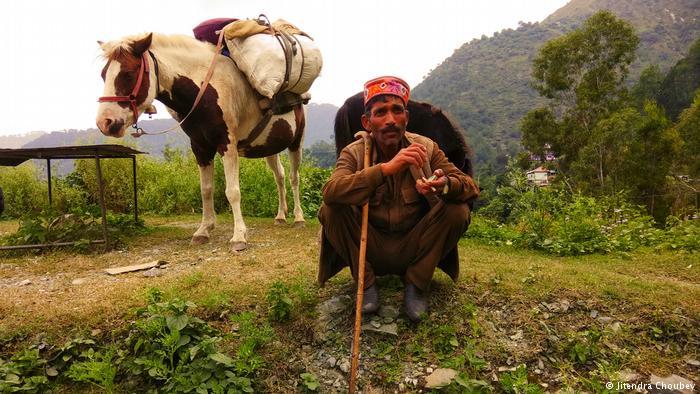 Los pastores del Himalaya, tras nuevos pastos por el cambio climático