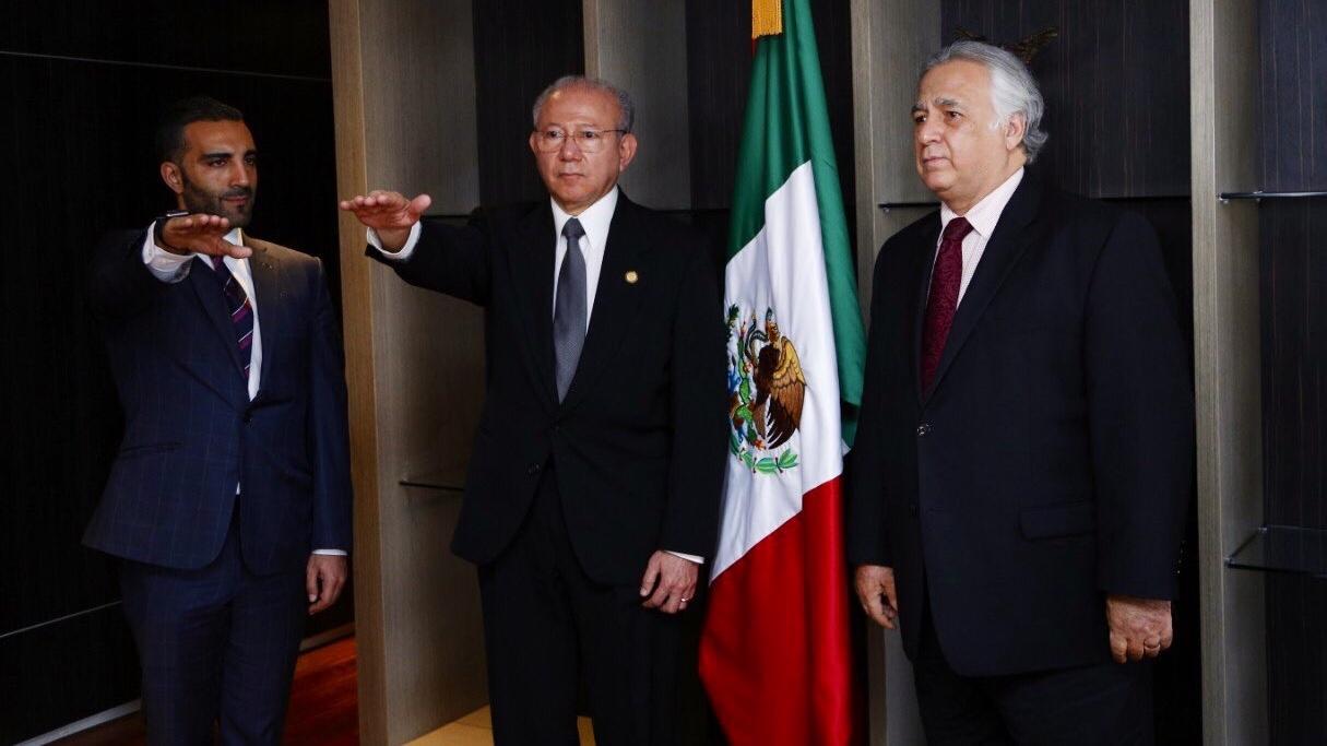 Miguel Torruco designa a su equipo en la Secretaría de Turismo