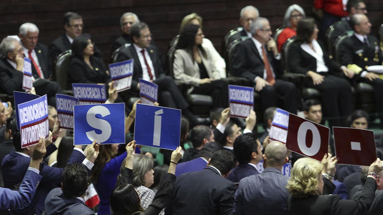 Cita con la historia, Andrés Manuel presidente