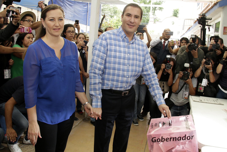 Martha Erika y Moreno Valle, la pareja que dominó la política poblana