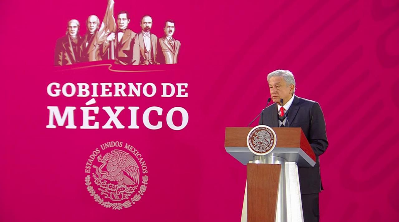 Cumplir compromisos será el reto para el 2019: López Obrador