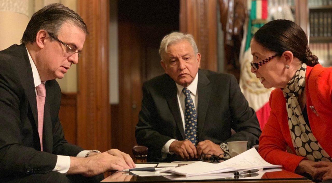 López Obrador habla con Trump sobre tema migratorio