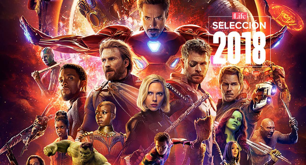 Selección Life | The Avengers se apoderan del catálogo de Netflix, compruébalo