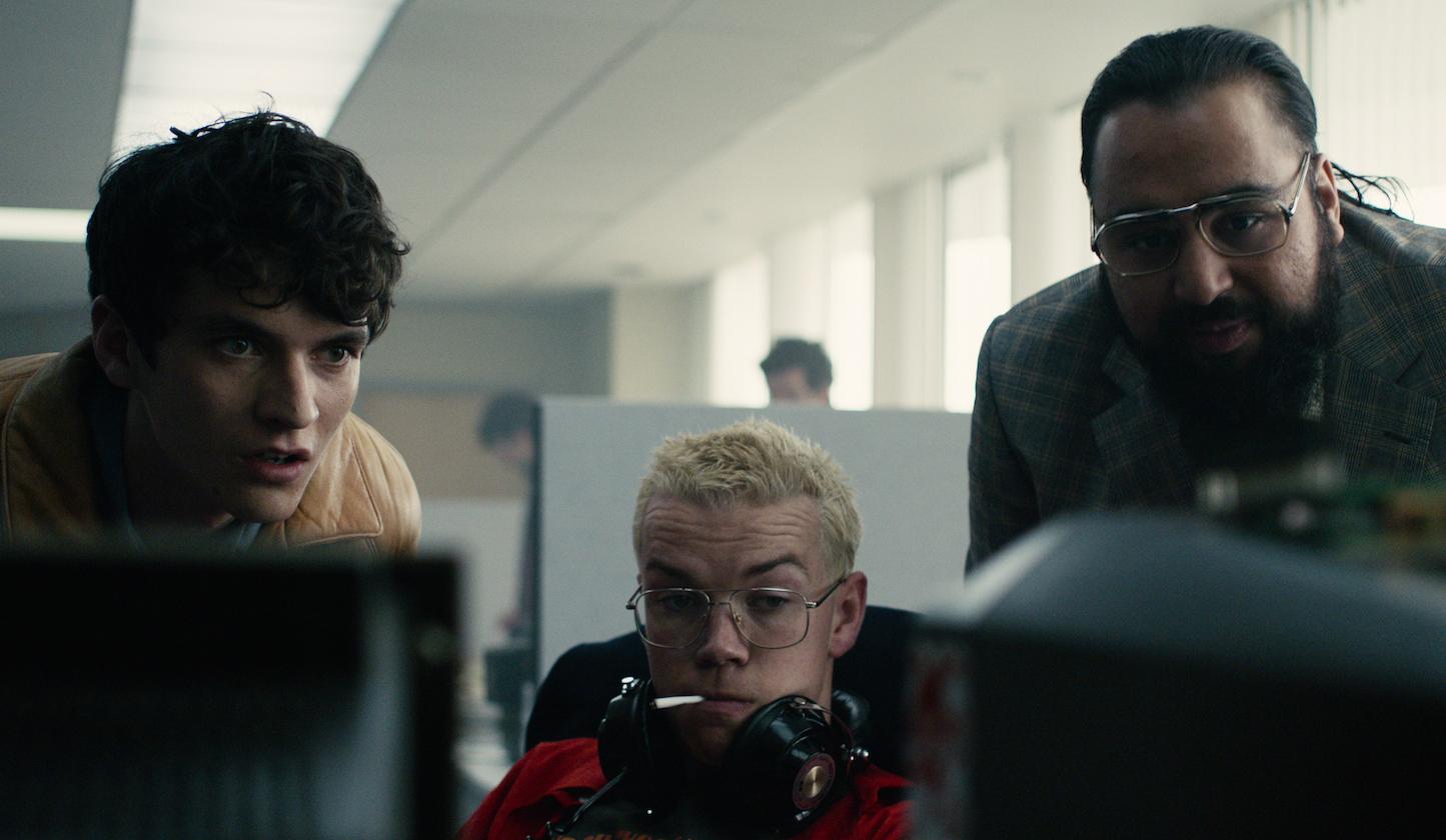 Cuando miras a Bandersnatch de Black Mirror, Netflix también te mira a ti