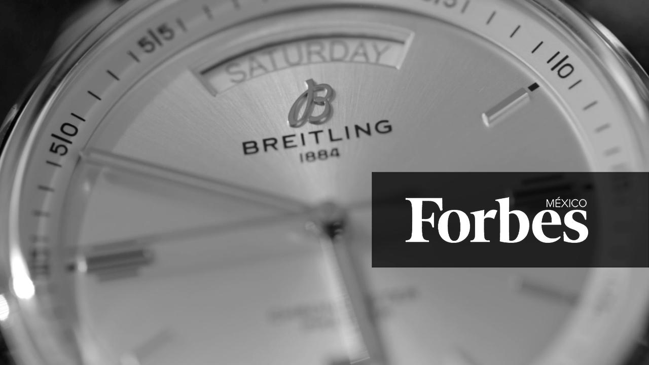 Breitling Premier Line: ritual de elegancia para los tiempos modernos