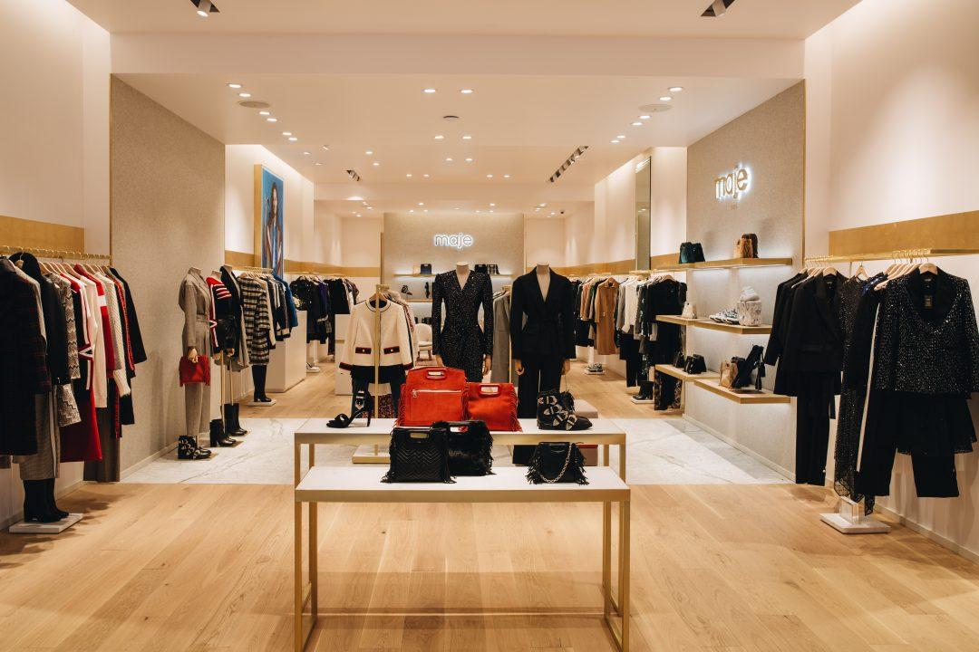La parisina Maje abre su primera boutique en México