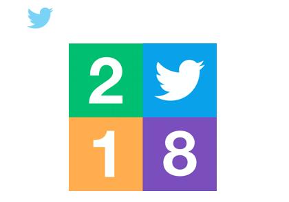 Así vivieron los mexicanos el 2018 en Twitter (y no, AMLO no fue el más tuiteado)
