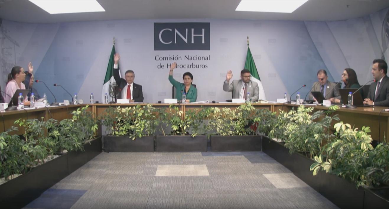 Cancelar subastas petroleras es una mala señal, Pemex no puede sola: CNH