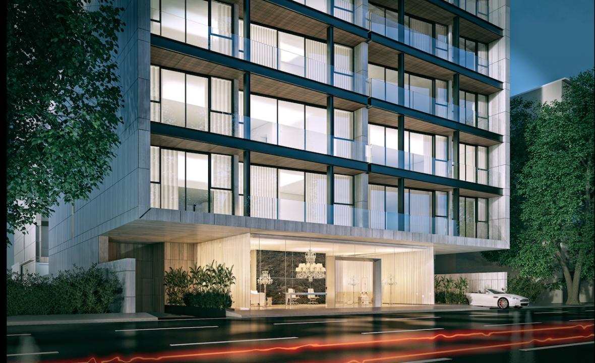 Philippe Starck diseña edificio de lujo en la Ciudad de México