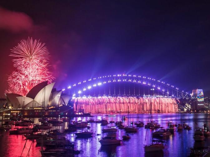 4 experiencias únicas para recibir el Año Nuevo