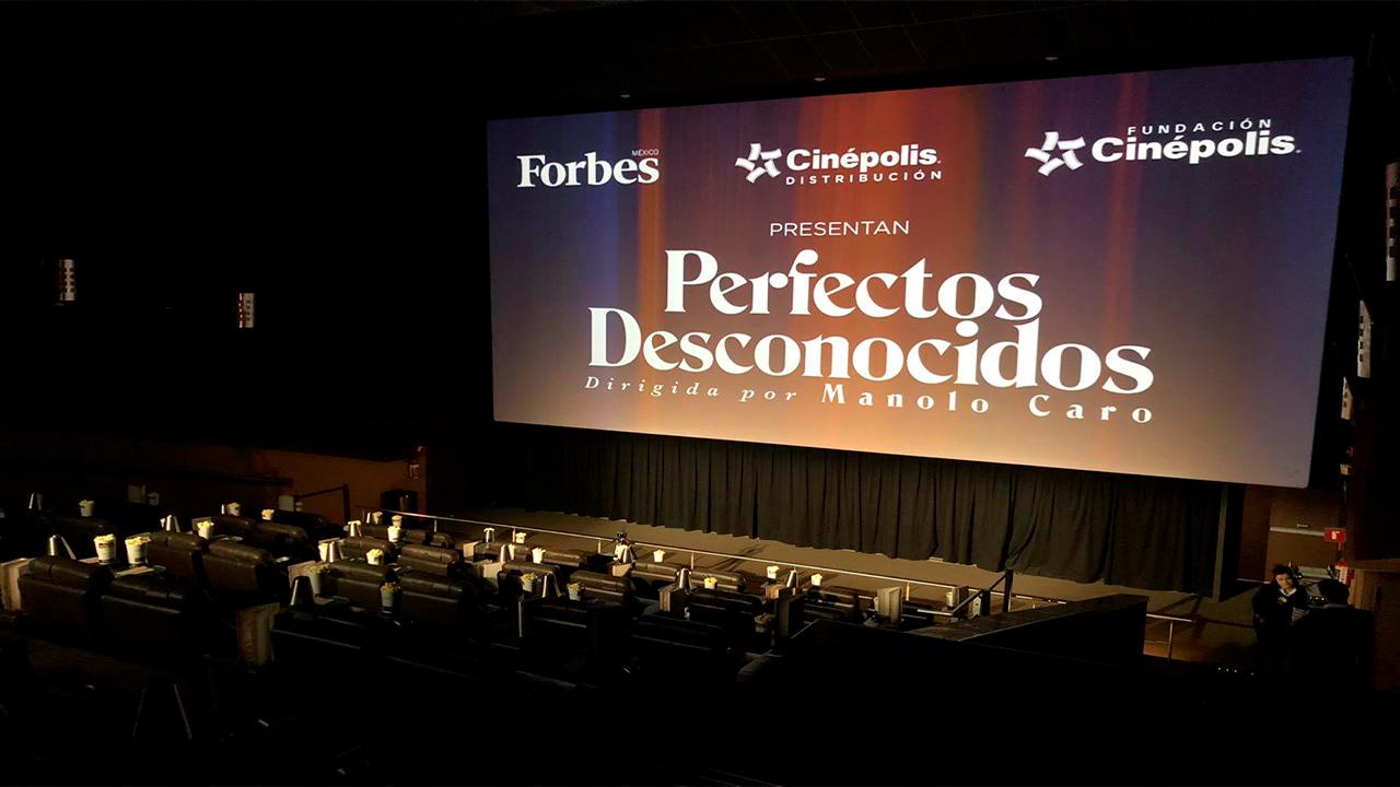 Cinépolis busca ofrecer un cine incluyente por medio de su fundación