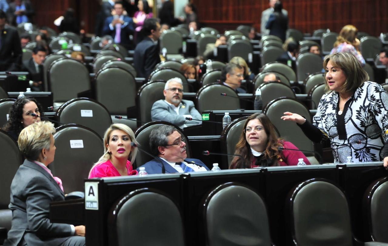 Avanza dictamen para crear Guardia Nacional pese a oposición