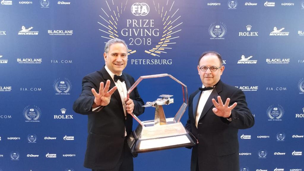 Gran Premio de México, el mejor de la F1 por cuarto año consecutivo