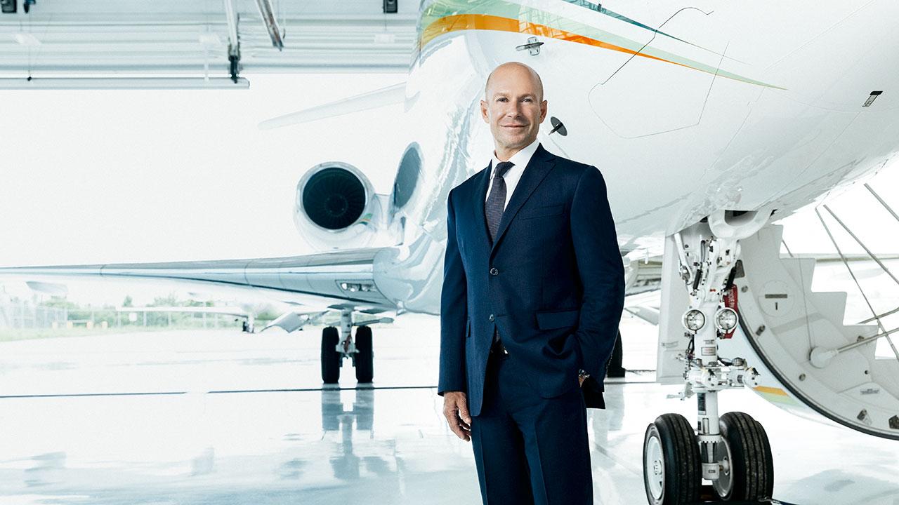 El forastero que hace recuperar altitud a Bombardier