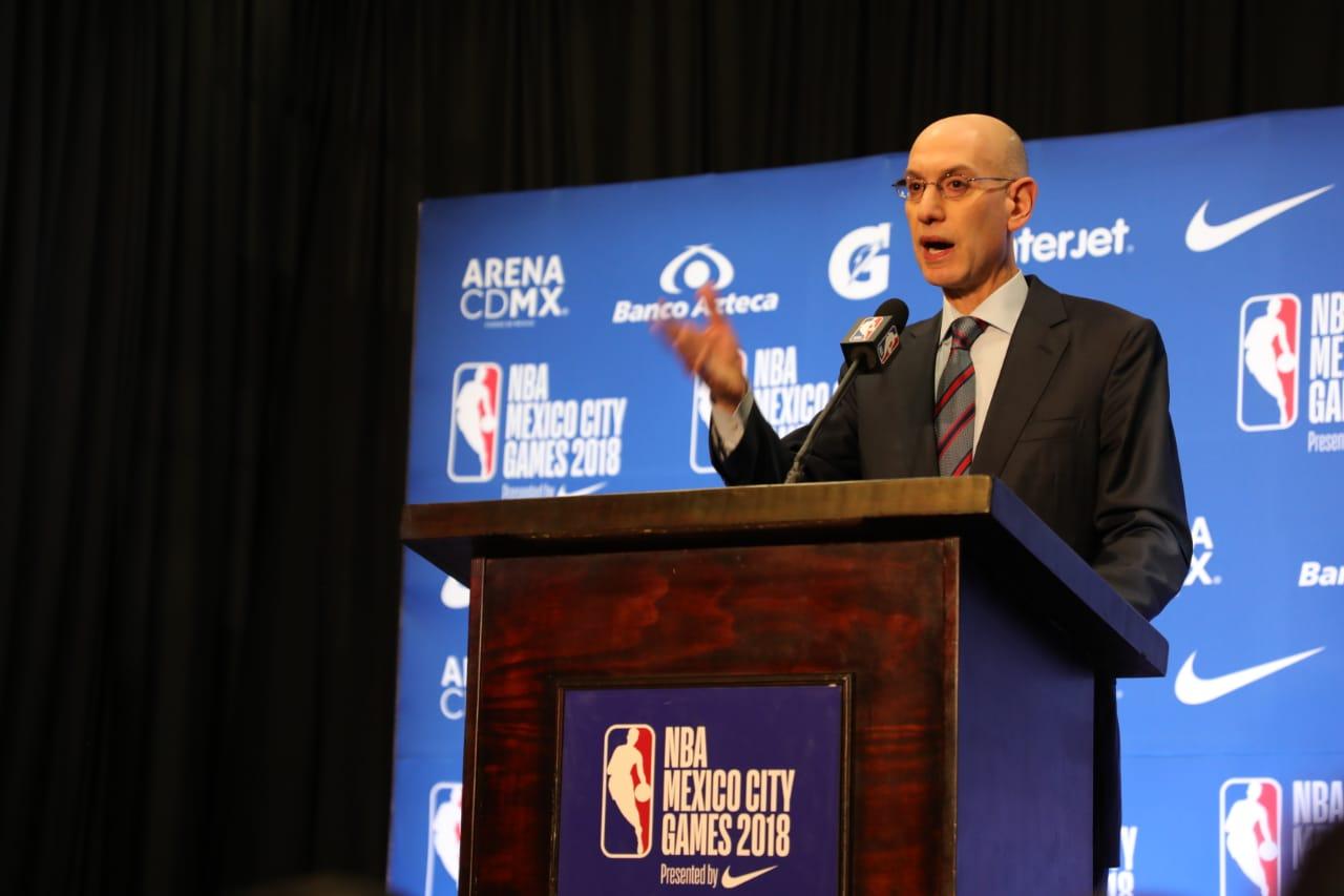 El objetivo de la NBA en México es tener una franquicia de G League en 2019