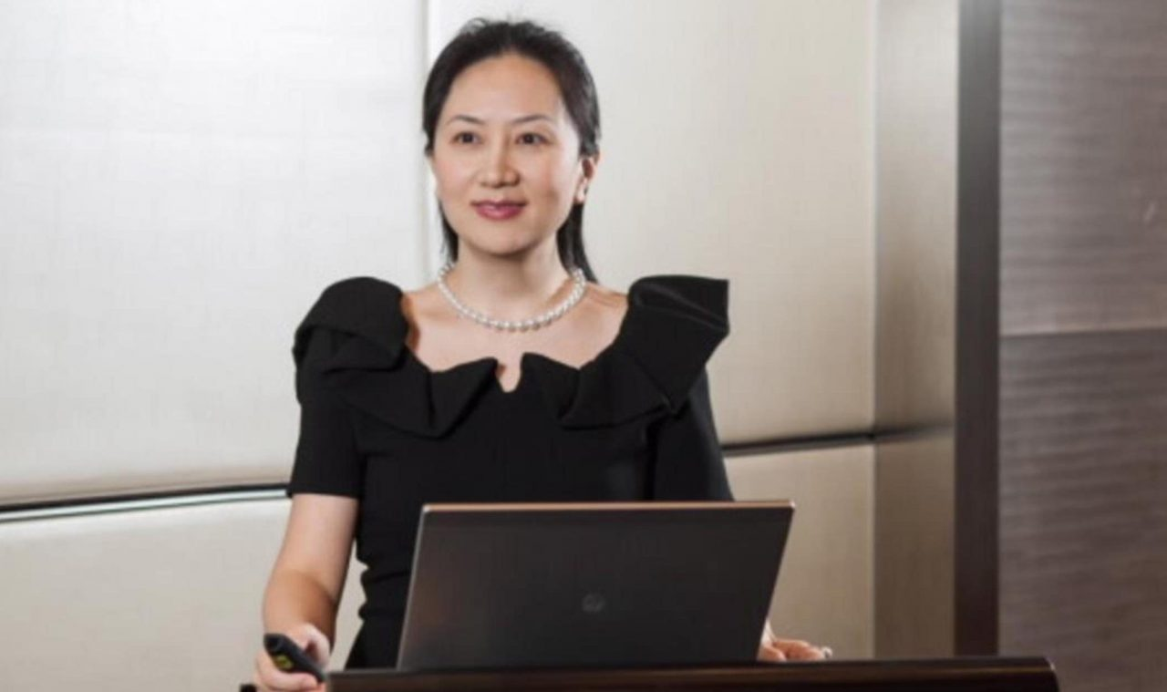 Ejecutiva de Huawei llevaba productos Apple cuando fue detenida