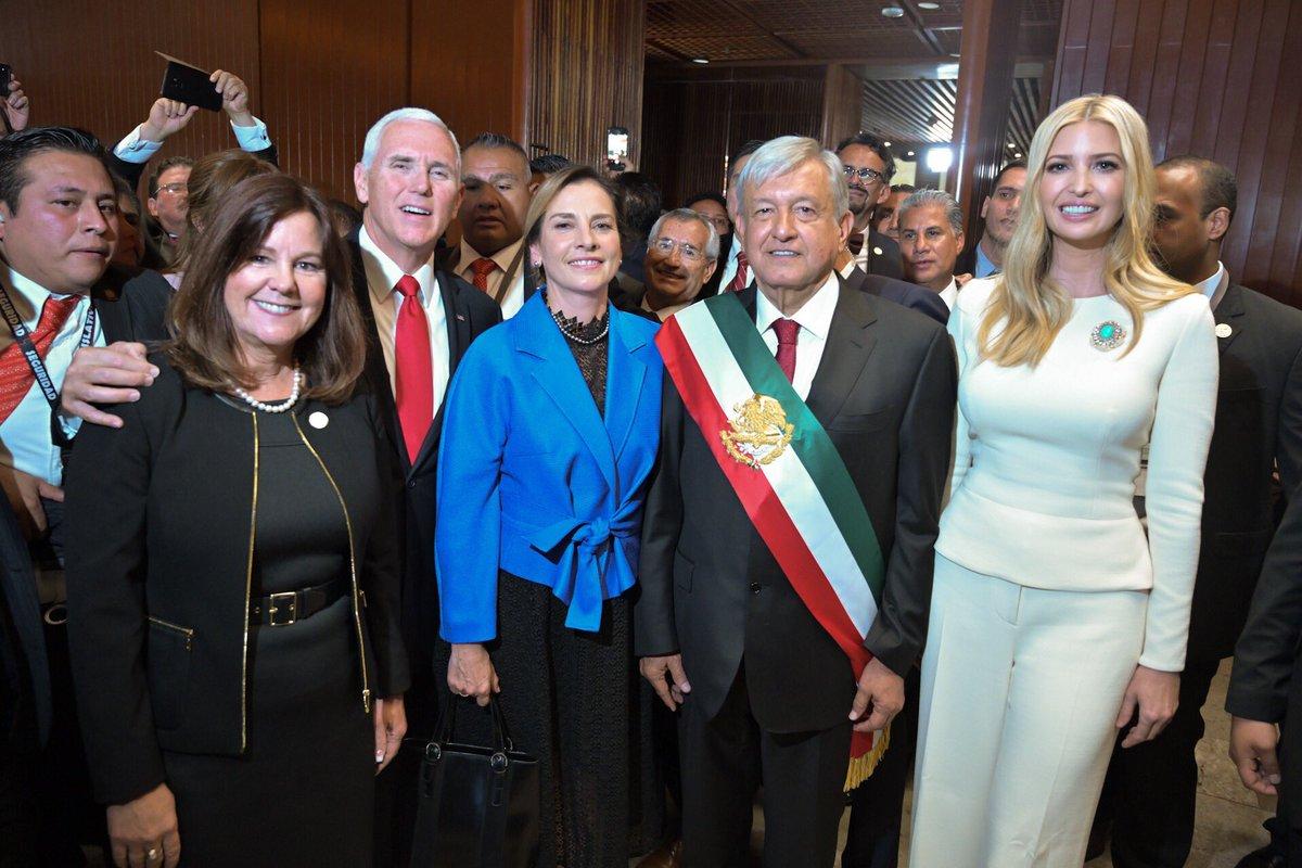 Vicepresidente de EU felicita a AMLO; espera reforzar relaciones entre países