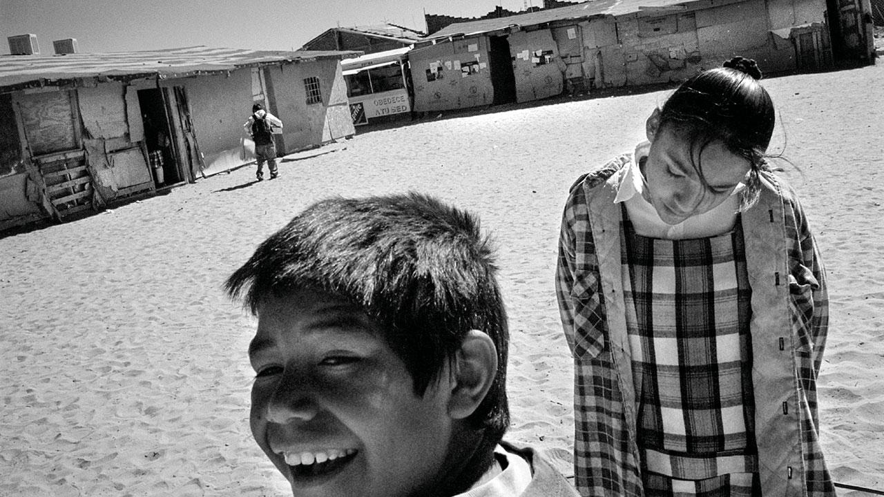 Especial | La pobreza tiene (aún) rostro de niño