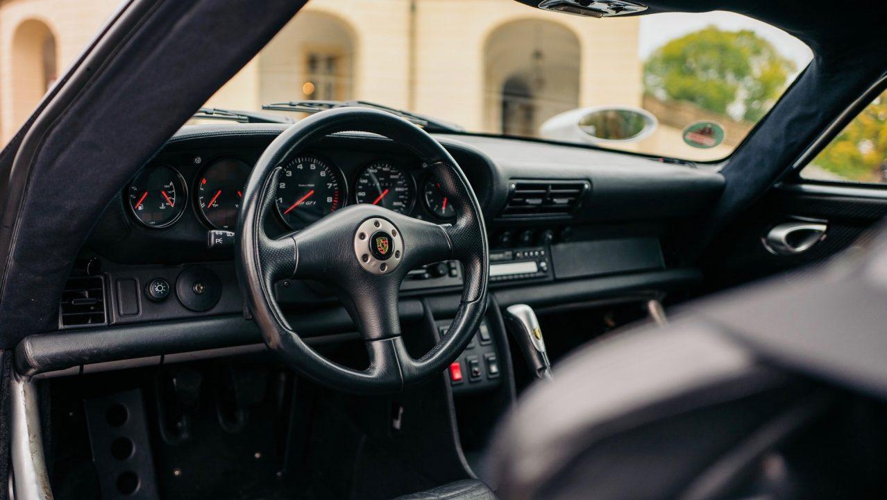 Top 5: los Porsche más caros de todos los tiempos