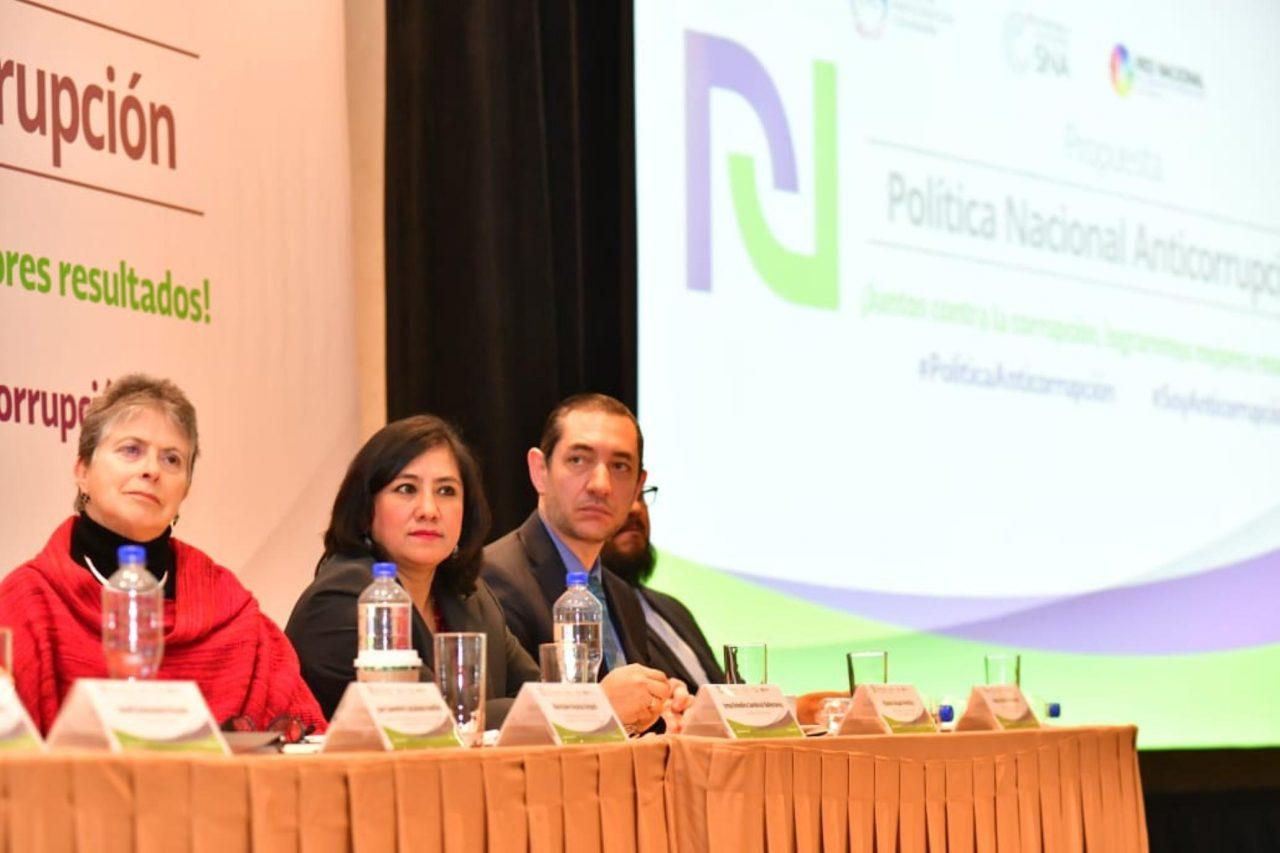 Voluntad política, lo más eficaz contra la corrupción: Función Pública