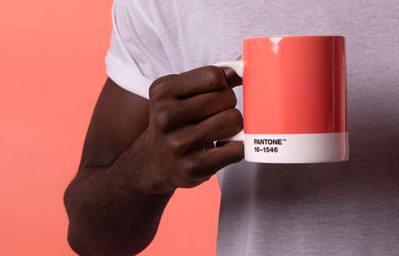 Pantone el Color del 2019. Foto Insta @Pantone