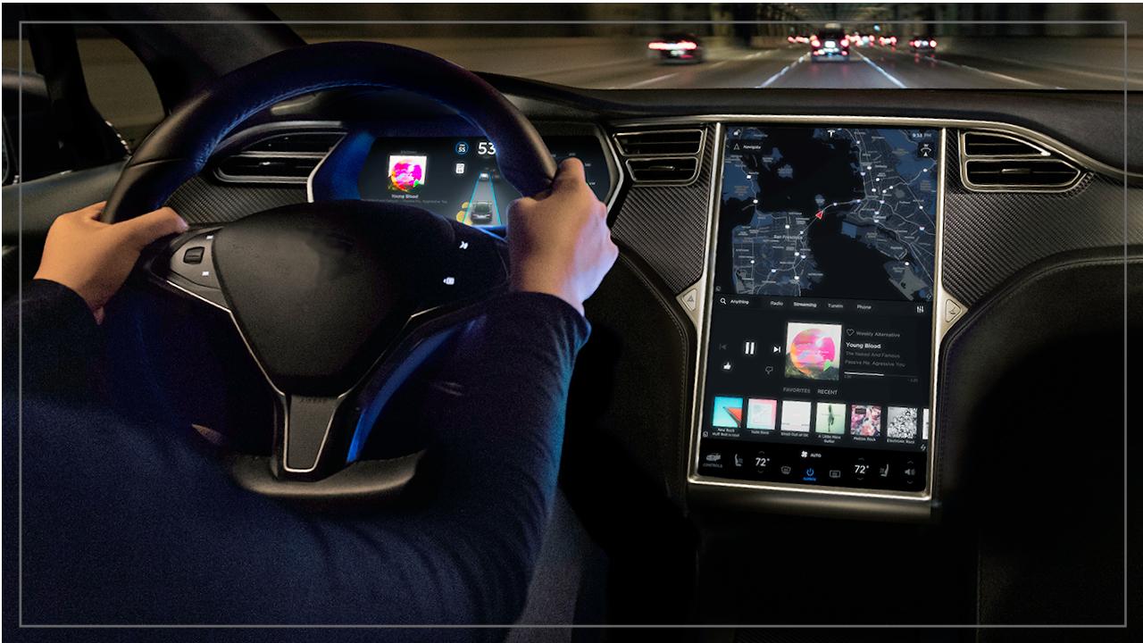 Invierte con SURA y gana un Tesla Model X
