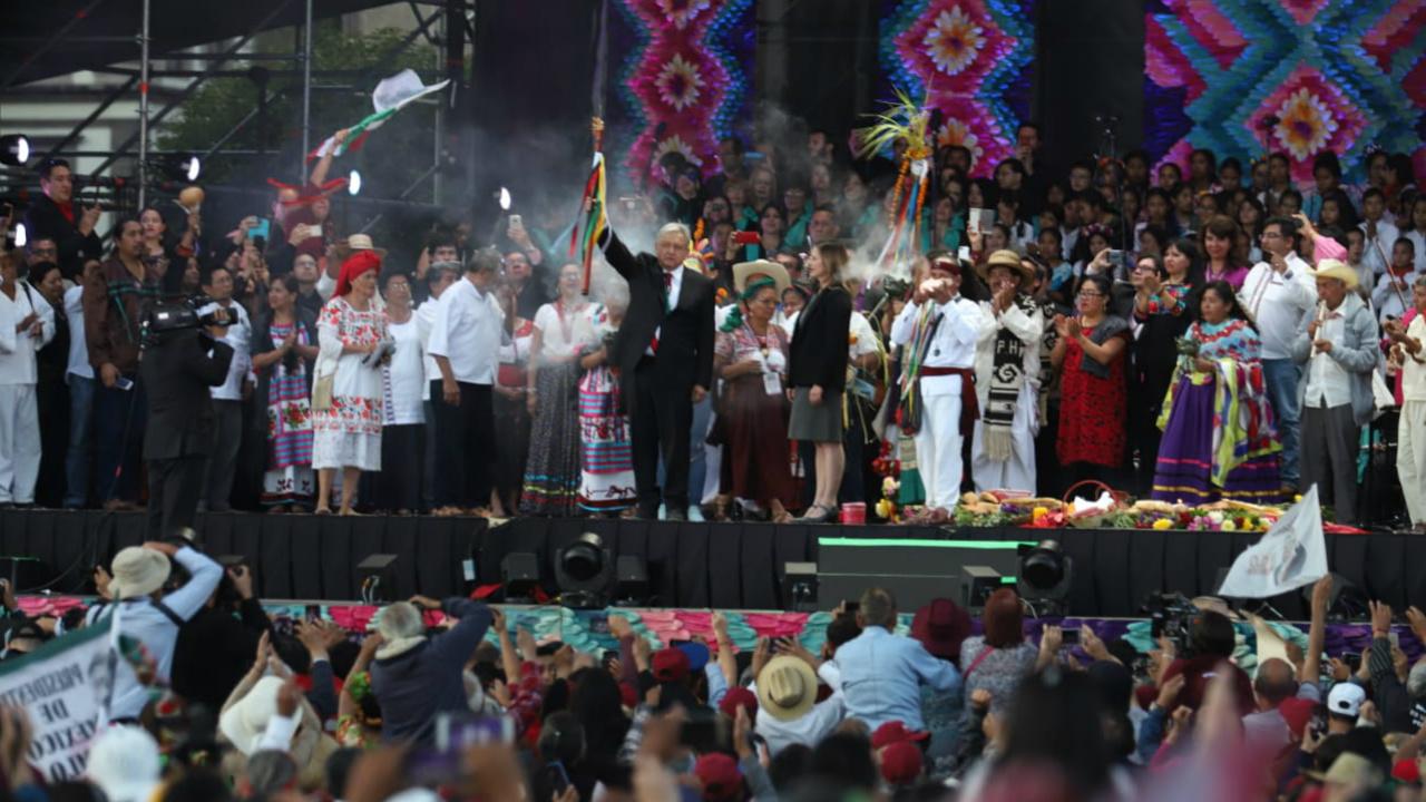 El gobierno de López Obrador cien días después