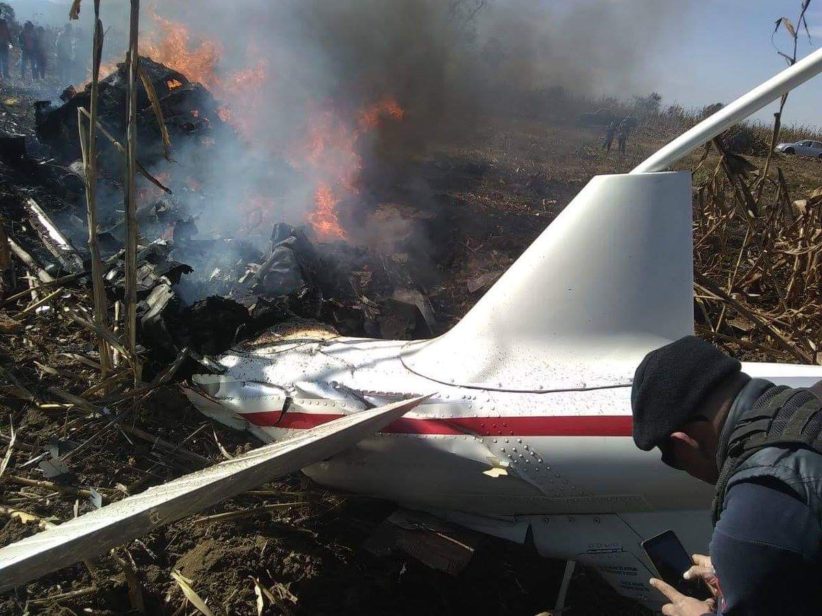 Hasta ahora todo apunta a falla mecánica en helicóptero: gobierno federal