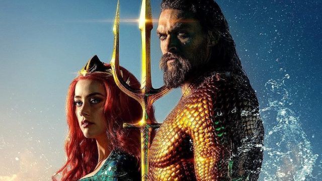 Aquaman, china