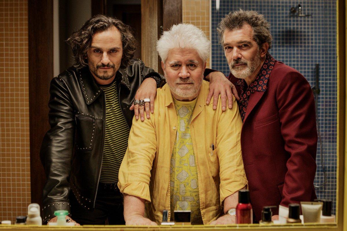 'Roma' es la mejor película del año: Pedro Almodóvar