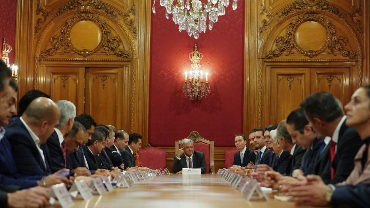 AMLO cede ante gobernadores: delegados no atenderán seguridad