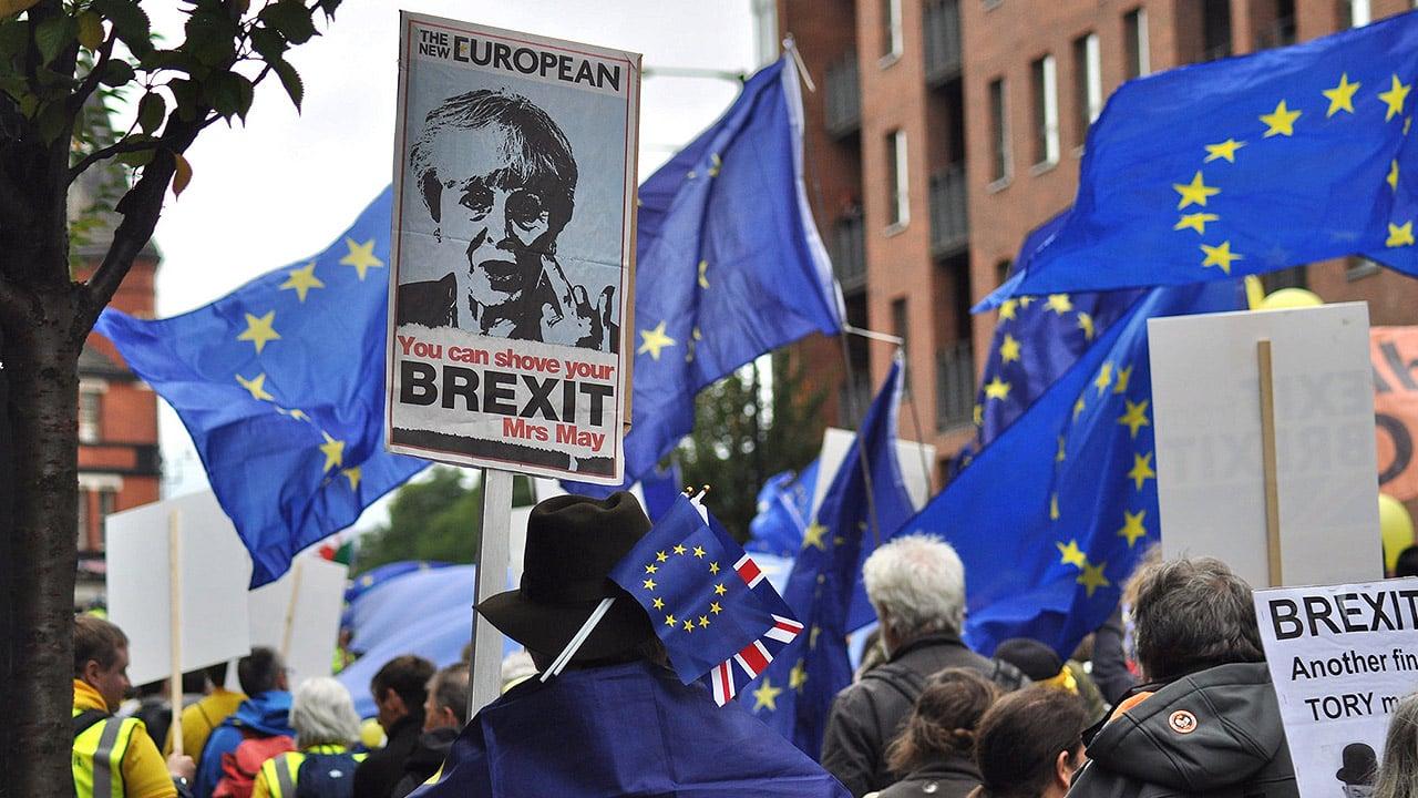Votación del Brexit en Parlamento será antes del 21 de enero