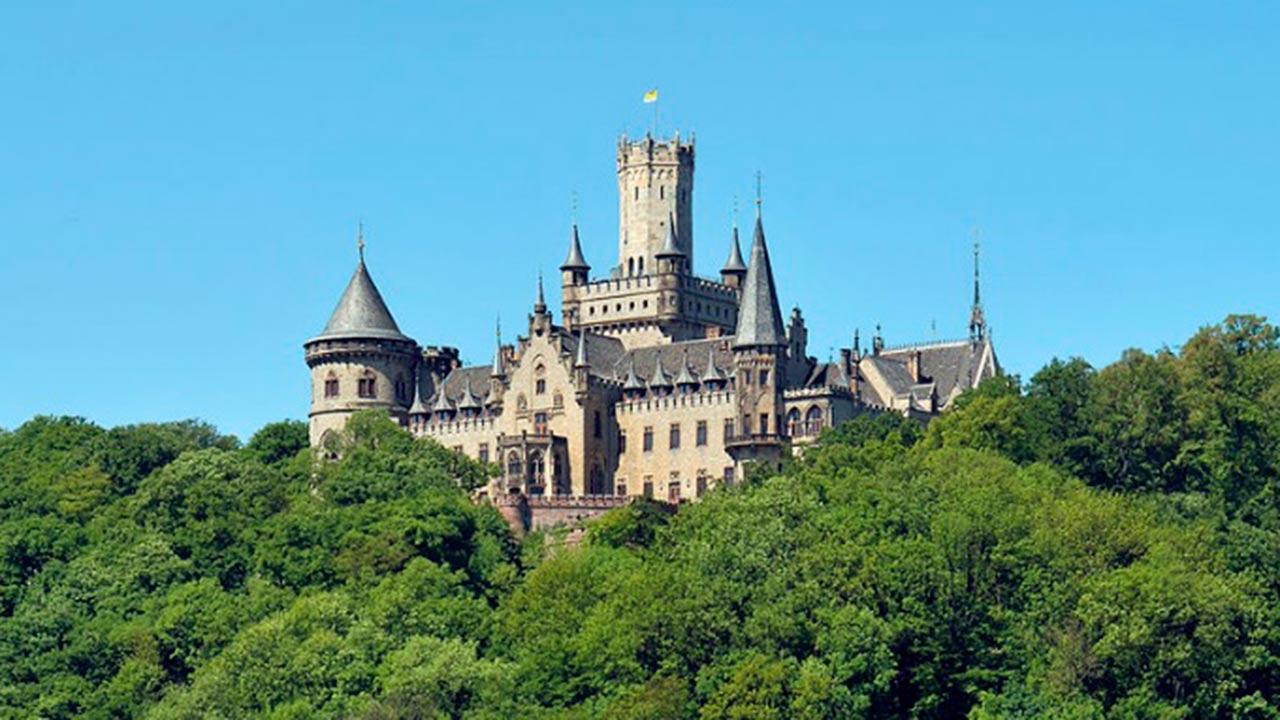 Este príncipe alemán está vendiendo su castillo por 1 euro