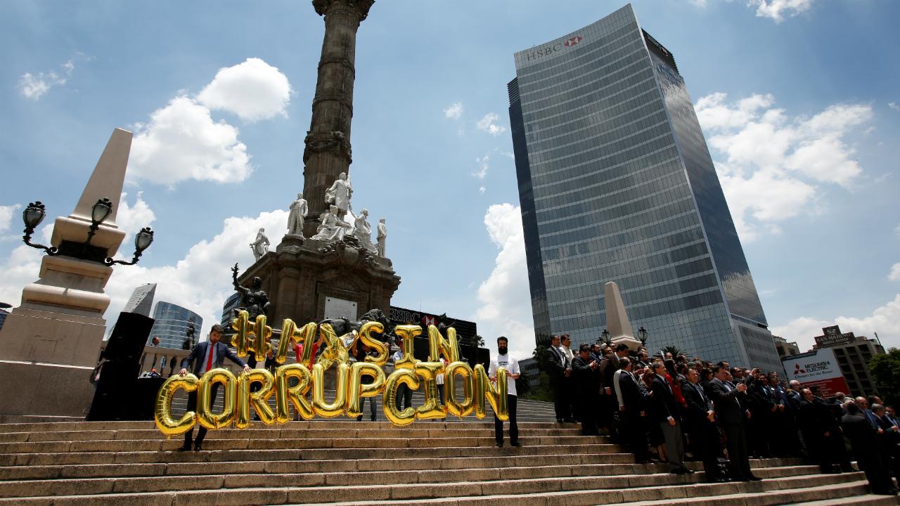 El modelo anticorrupción mexicano ¿funciona?
