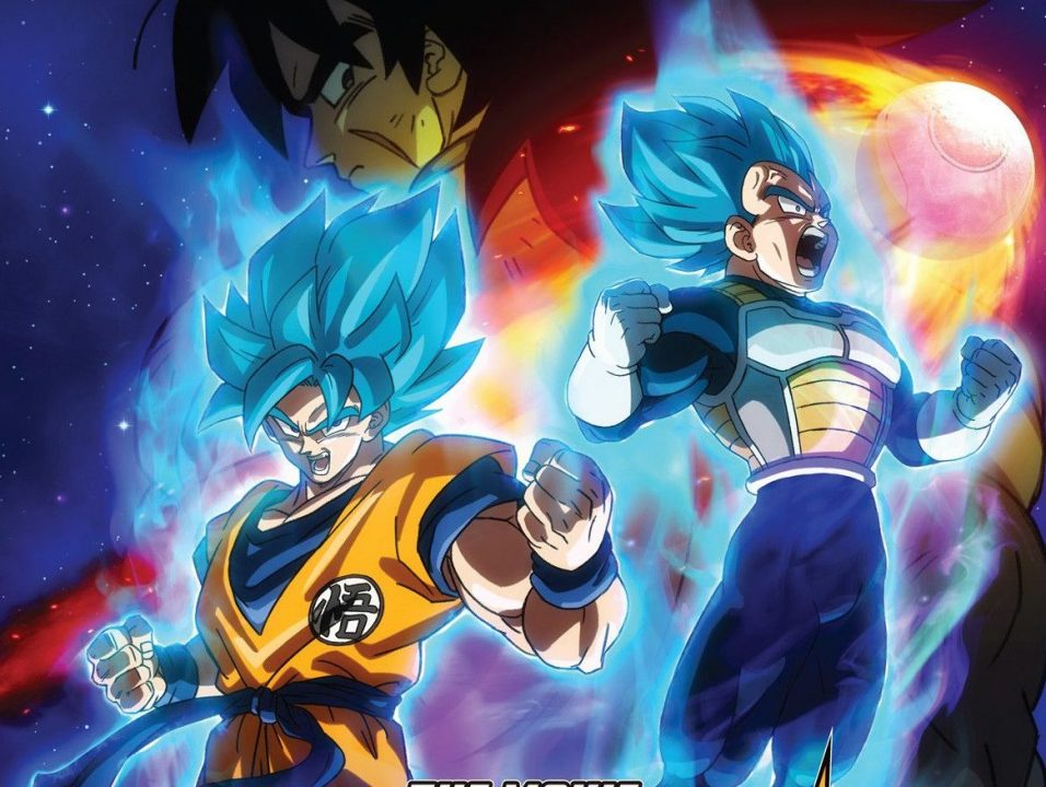 'Dragon Ball Super: Broly' se estrena en México