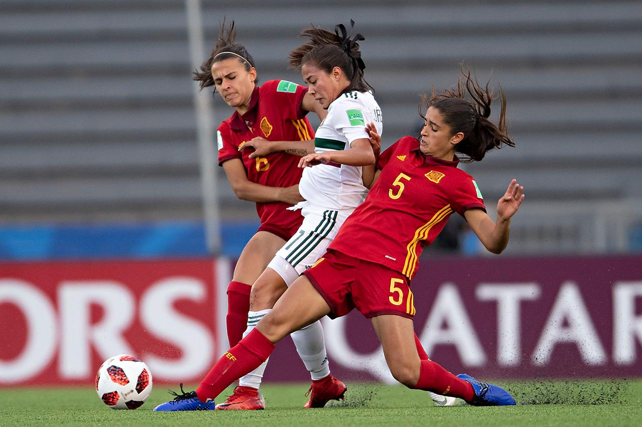 México Sub 17 Femenil logra un histórico segundo puesto en el Mundial