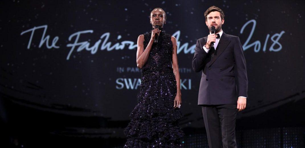 Ellos son los ganadores de los Fashion Awards 2018