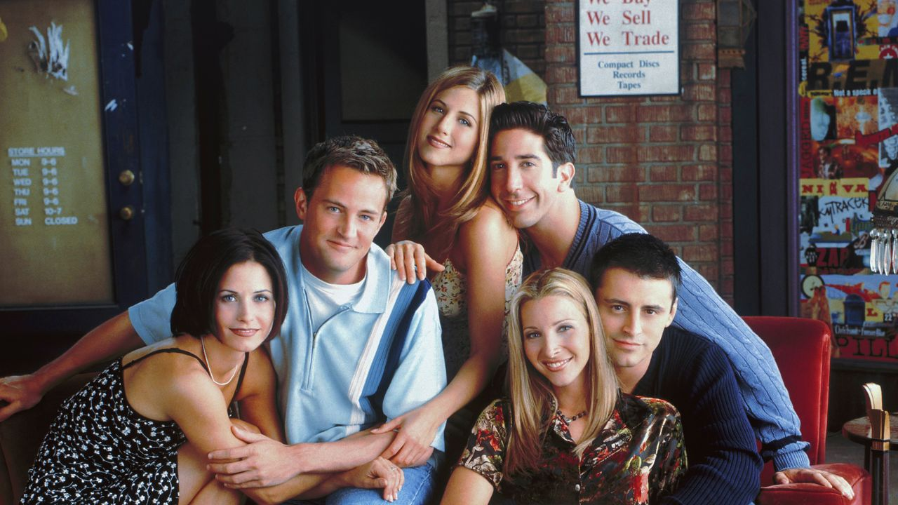 'Friends' capítulos