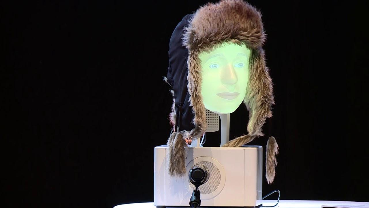 El robot que quiere escuchar tus problemas y ayudarte a resolverlos