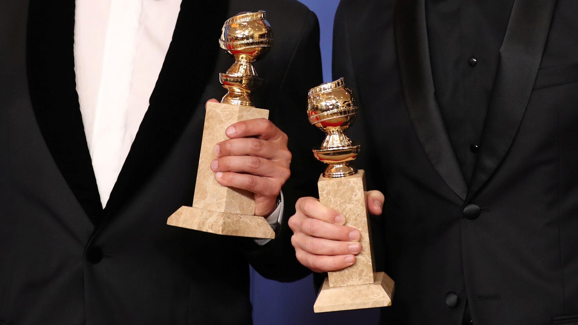 Estos son los principales nominados para los Golden Globes 2019