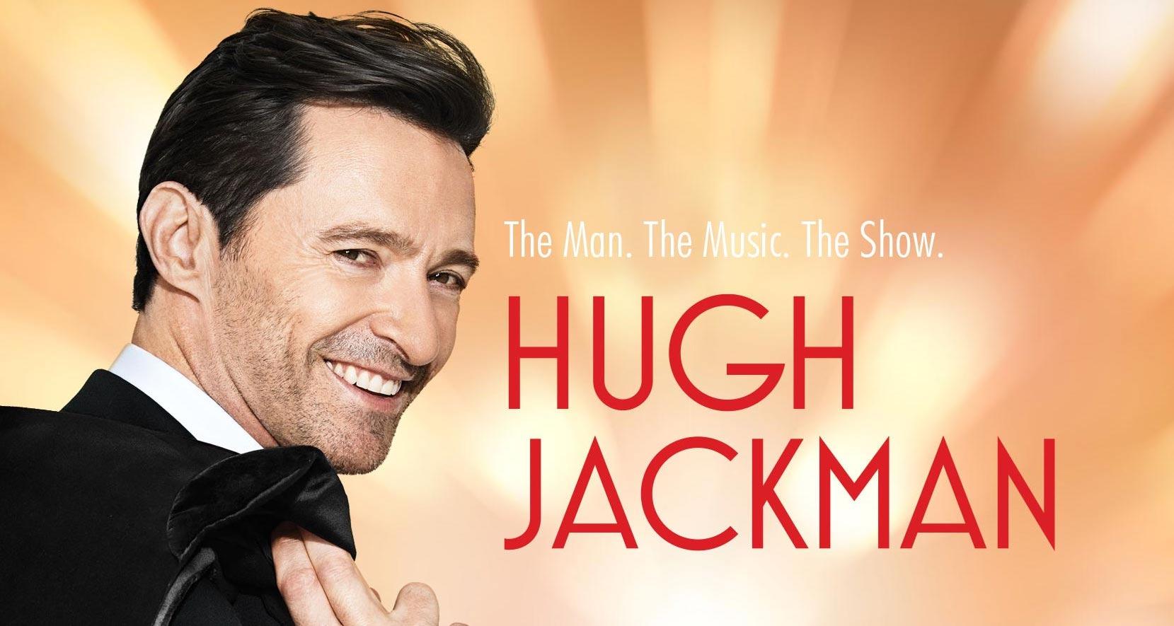Hugh Jackman anuncia gira mundial de conciertos