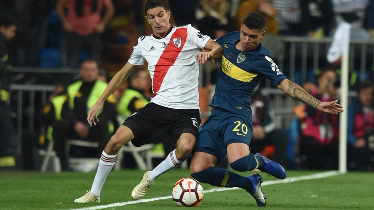 River le gana a Boca la final de la Libertadores jugada en Madrid