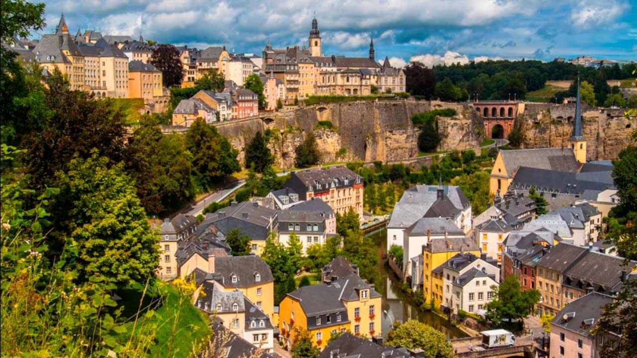 Luxemburgo será el primer país en tener un transporte público gratuito