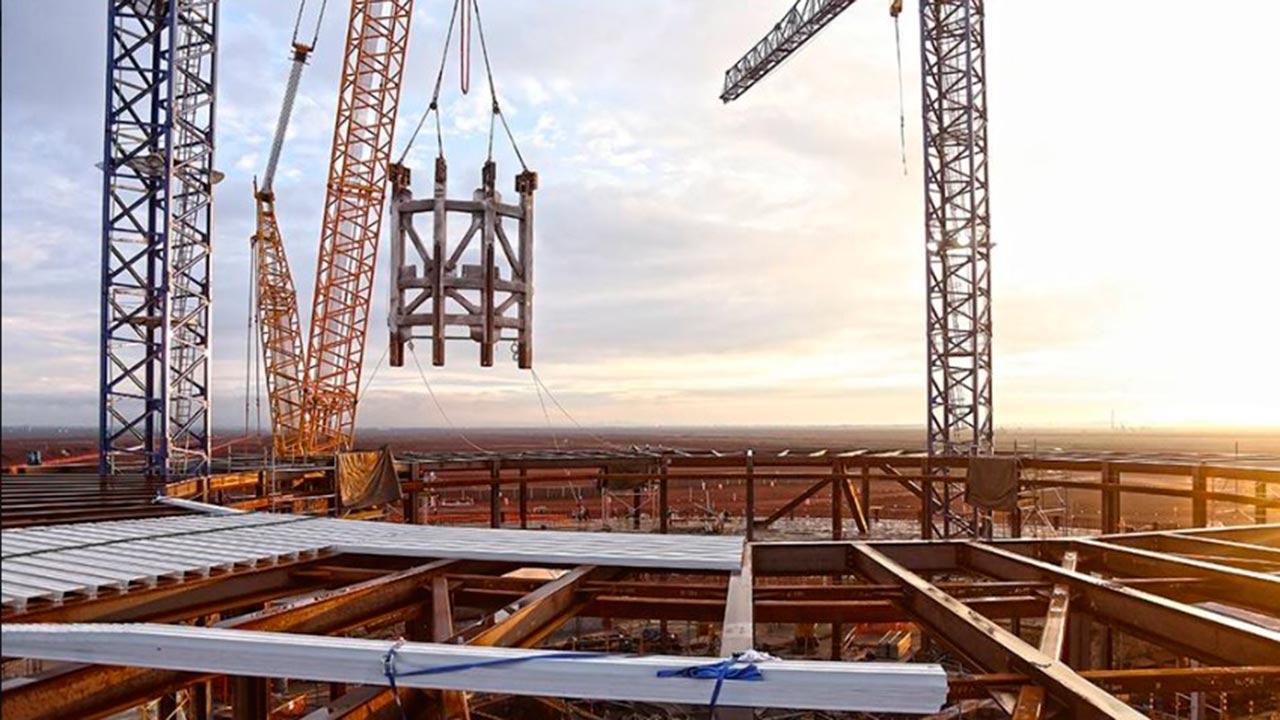 Construcción del NAIM está oficialmente suspendida: SCT