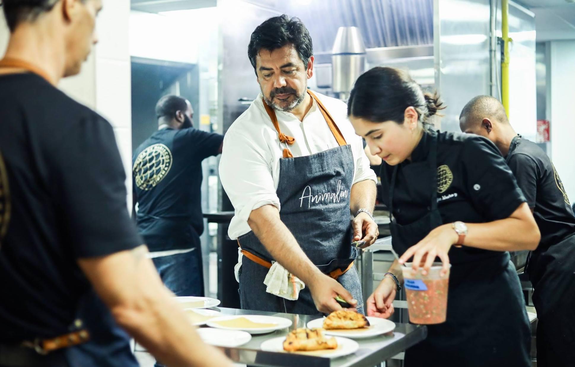 """Javier Plascencia abre """"Pez"""", su nuevo restaurante en Miami"""